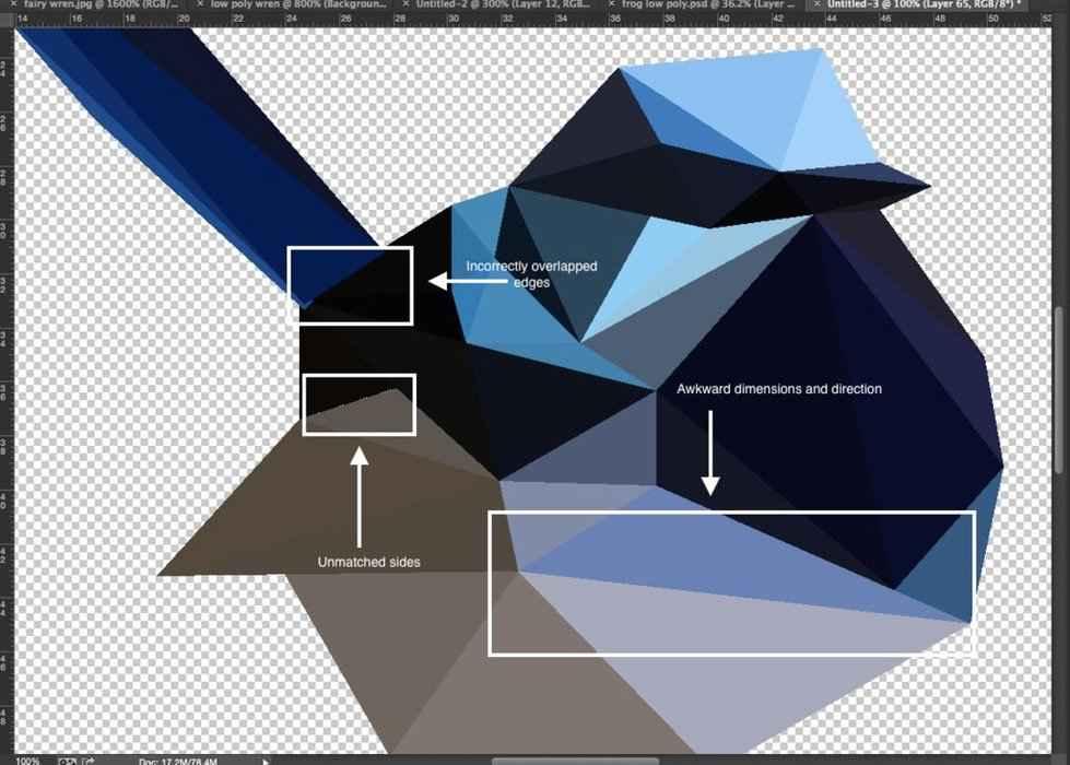 پاکسازی فایل سه بعدی