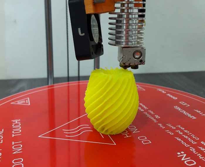 نحوه کار پرینتر سه بعدی