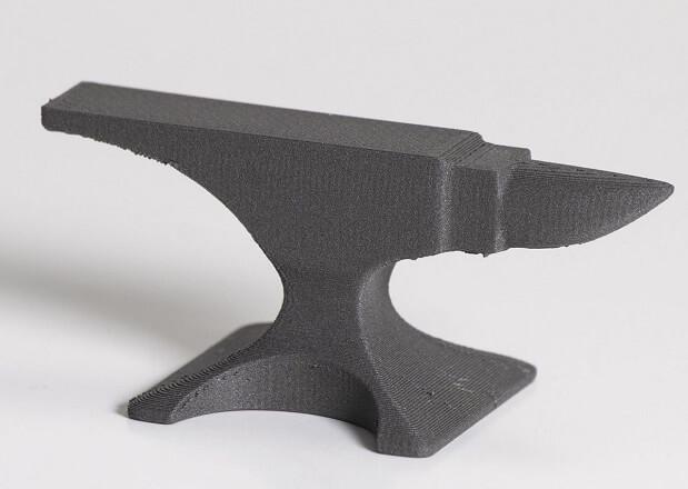 متریال فیلامنت فلزی پر شده در پرینت سه بعدی