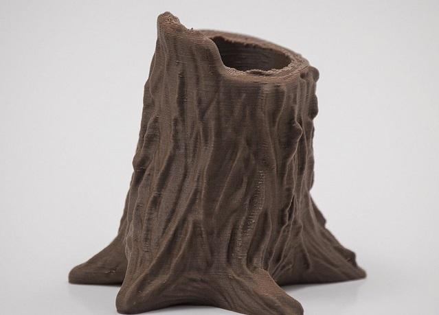 متریال فیلامنت چوب پرشده