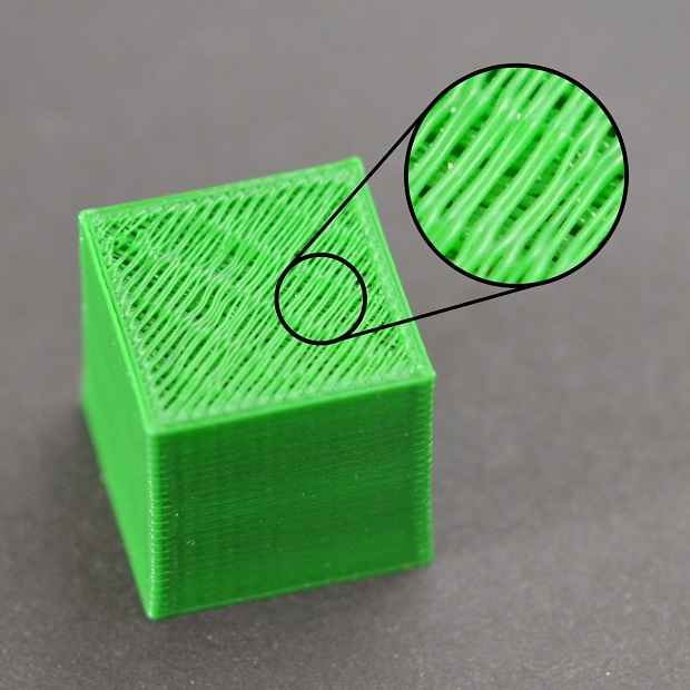 ایجاد سوراخ و شکاف در لایه های بالا