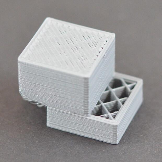 جابه جایی و شیفت لایه ها در پرینت سه بعدی