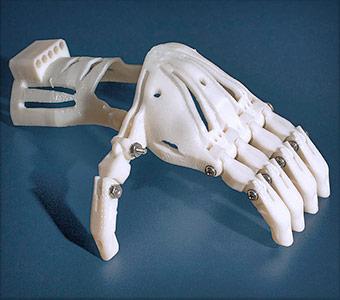 پرینت سه بعدی اندام صنوعی