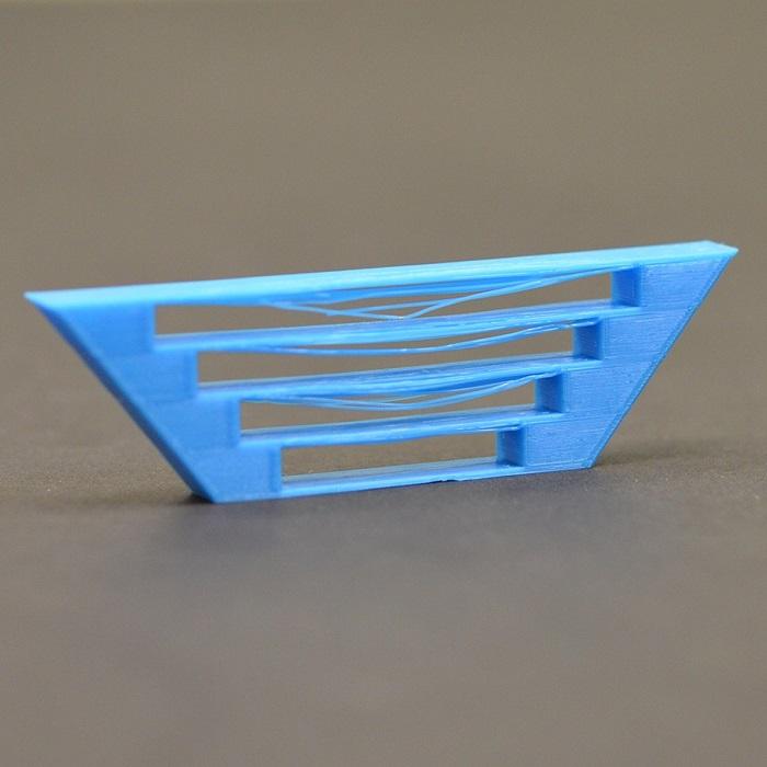 پل زدن ضعیف ضعیف در پرینت سه بعدی