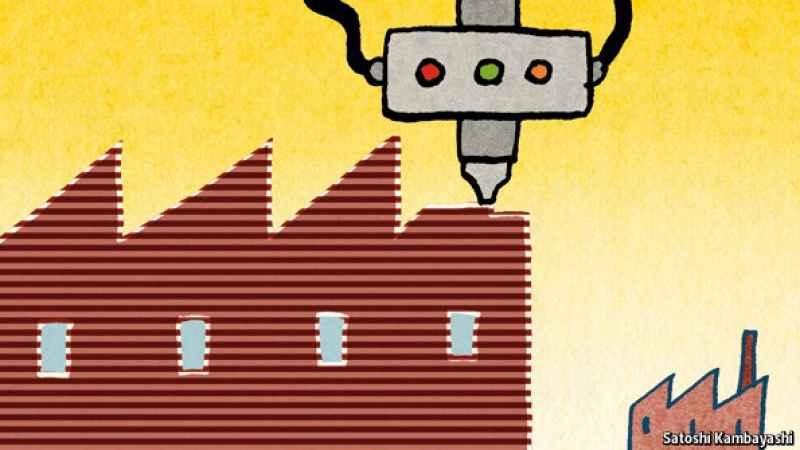 کاربرد پرینت سه بعدی در صنعت