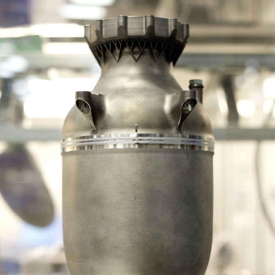 کاربرد پرینت سه بعدی در هوافضا