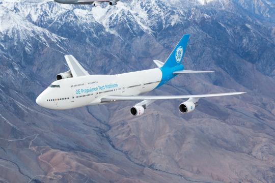 موتورهای جت با قطعات پرینت شده با چاپ سه بعدی Next-Gen مسافربری هواپیمای ایرباس