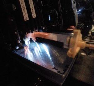 پرینت سه بعدی بافت قلب انسان