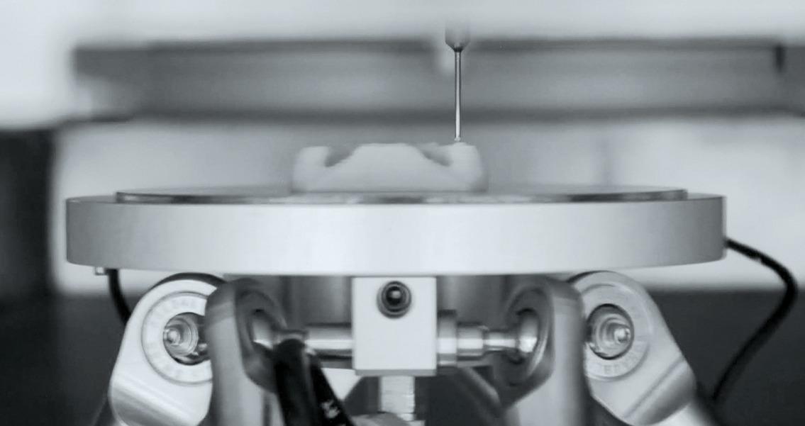 بیوپینتر چاپ سریع ایمپلنت های غضروف انسانی