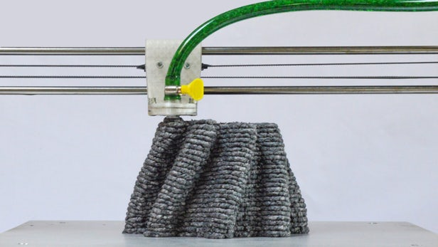 استفاده از کاغذ به عنوان یک متریال برای چاپگر 3D